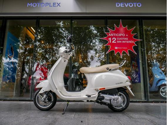 Vespa Vxl 150 Blanca Motoplex Devoto No Honda Pcx