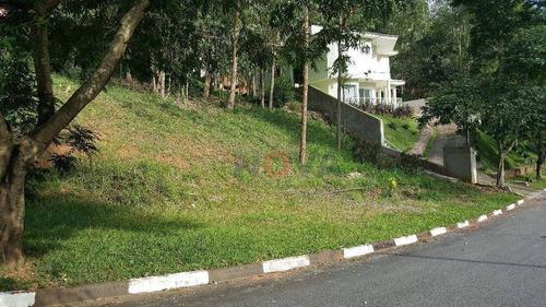 Imagem 1 de 2 de Terreno Residencial À Venda, Parque Das Artes, Embu Das Artes - Te0813. - Te0813