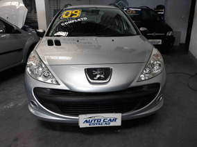 Peugeot 207 Sw Xr S 1.4 8v (flex) Flex Manual