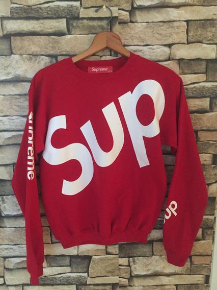 Sudaderas Supreme Streetwear