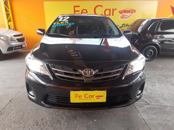 Toyota Corolla 1.8 Gli Aut. Flex