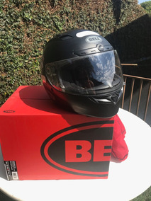 Capacete Bell Qualifier Solid Preto Fosco