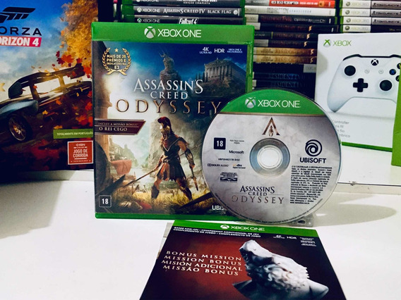 Assassins Creed O Dtssey Original Para Xbox One