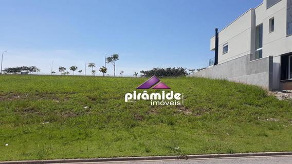 Terreno À Venda, 480 M² Por R$ 480.000,00 - Urbanova - São José Dos Campos/sp - Te1060