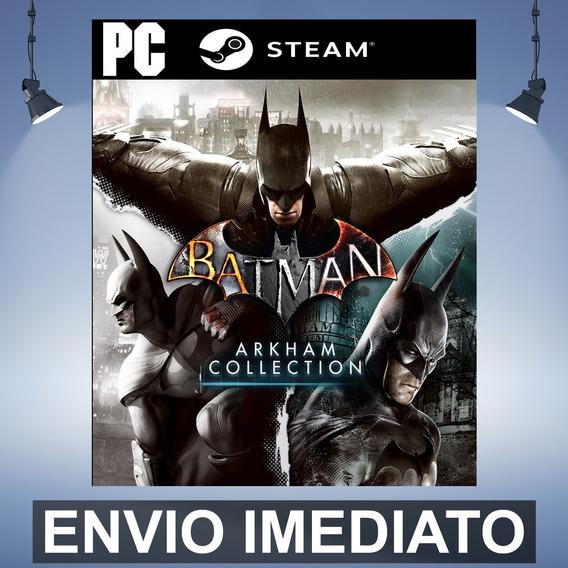 Batman Arkham Knight Premium - Pc Steam Gift Presente