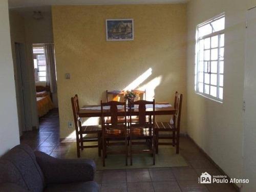 Casa Com 3 Dormitórios À Venda, 300 M² Por R$ 230.000,00 - Por Do Sol - Alfenas/mg - Ca0333