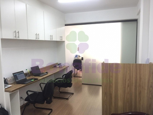 Sala Comercial Para Venda, Bairro Consolação, São Paulo - Sa08049 - 34712944