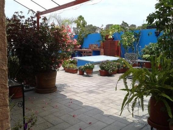 Hermoso Departamento En Renta Centro En Coyoacan
