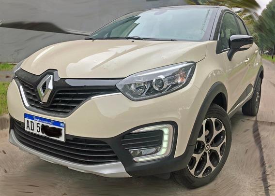 Renault Captur Intens 1.6 Cvt Automática - 930 Km - 2019