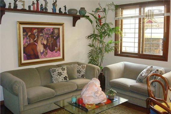 Casa Residencial À Venda, Chácara Das Pedras, Porto Alegre. - Ca0229