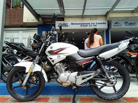 Yamaha Libero 125 Modelo 2016 Al Día Traspaso Incluido