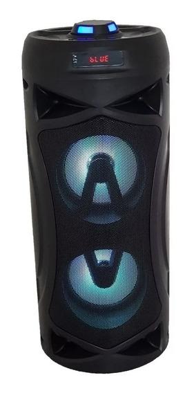 Caixa De Som Grande Amplificada Via Bluetooth Frete Grátis