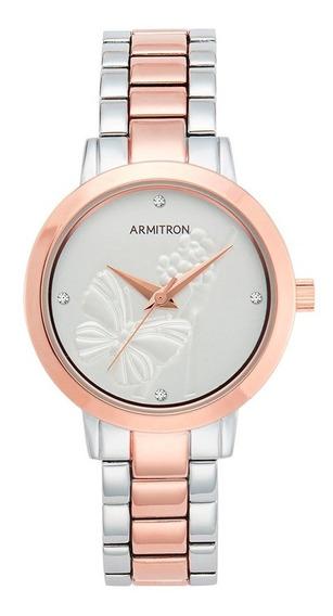 Reloj Armitron Dress Dama 755510svtr