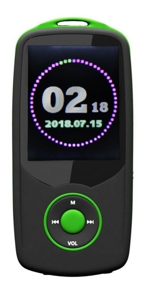 Mp3 Player Ruizu X06 4gb Musica Radio Bluetooth Hifi