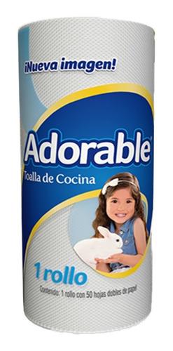 Toalla De Cocina Adorables 50 Hd