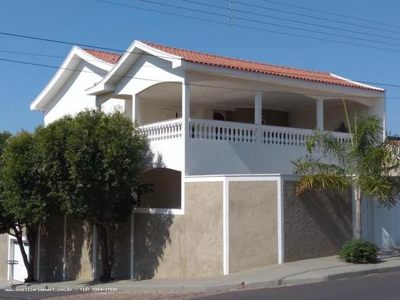 Casa Para Venda Em Pirapozinho, Centro, 3 Dormitórios, 1 Suíte, 3 Banheiros, 3 Vagas - 3092