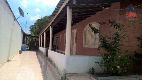 Casa Com 1 Dormitório À Venda, 40 M² Por R$ 160.000 - Portal Das Colinas - Mairiporã/sp - Ca0421