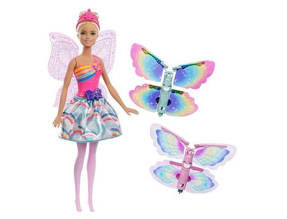 Barbie Fada Asas Voadoras - Mattel