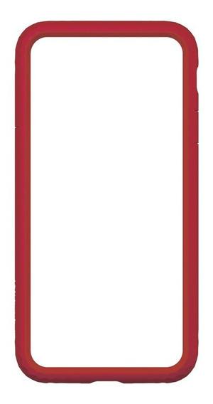 Funda iPhone X Incase Frame Roja