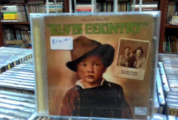 Cd Elvis Presley I M 10 000 Years Old Elvis Country Origina