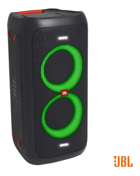 Caixa De Som Bluetooth Jbl Party Box 100 - Partybox100br