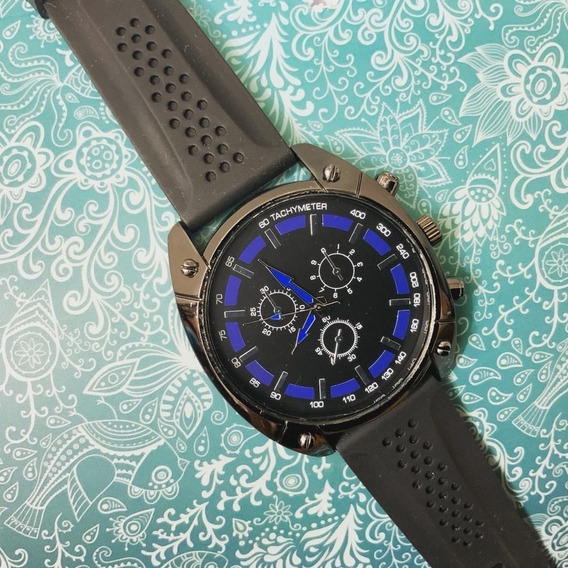 Relógio Masculino Bom Gosto Barato Novos Correia De Silicone
