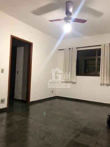 Apartamento Com 1 Dormitório À Venda, 46 M² Por R$ 165.000,00 - Jardim Paulista - Ribeirão Preto/sp - Ap3955