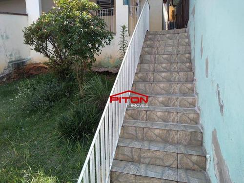 Sobrado Com 3 Dormitórios À Venda, 167 M² Por R$ 580.000,00 - Penha De França - São Paulo/sp - So2859