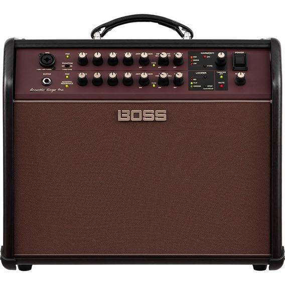 Amplificador Boss Roland Voz Violão Acoustic Singer Pro 120w