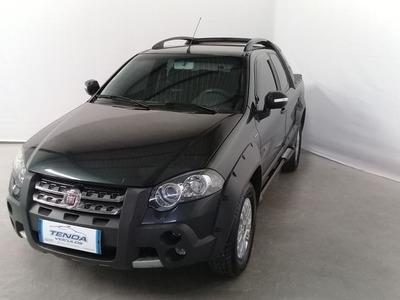 Fiat Strada Adventure Locker Cabine Dupla 1.8 Mpi 1..hhk9704