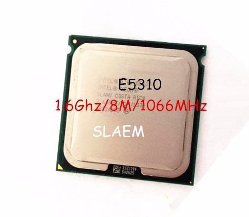 Processador Intel Xeon E5310 1.60ghz|8m|1066 Lga 771