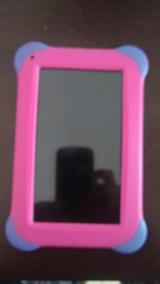 Só Capa Do Tablet Multilaser Kid Pad 7 Capa De Silicone Rosa