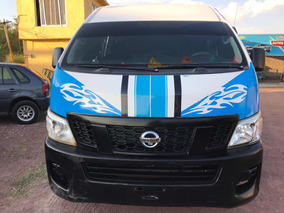 Nissan Urvan 2.5 15 Pas Amplia Aa Mt 2015