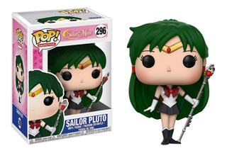 Funko Pop Sailor Moon Pluton #296 Jugueterialeon