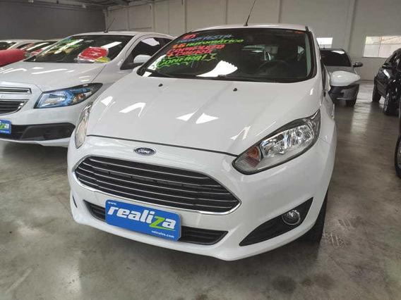 Ford - Fiesta Hatch Fiesta Titanium 1.6 16v Flex Aut. 2015