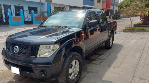 Camioneta Nissan Navara Año  De Fabricación 2012