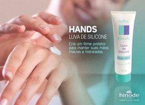 Hands Luvas De Silicone