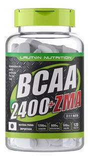 Bcaa 2400 + Zma 120 Tabs Lauton Nutrition - Pronta Entrega!!