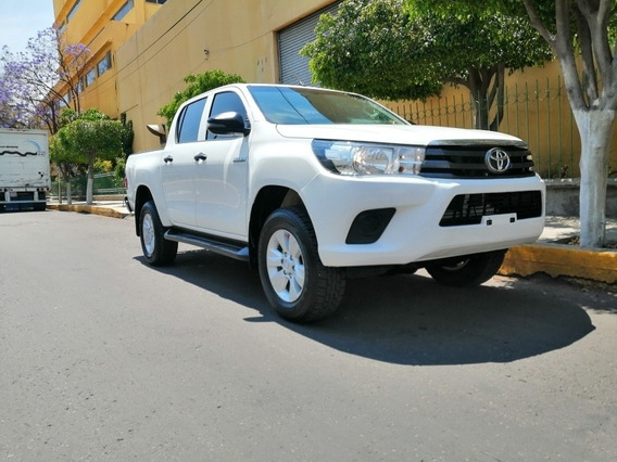 Toyota Hilux 2.7 Cabina Doble Mt 2018