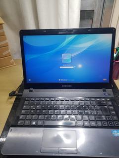 Notebook Samsung I3 Np300 220uss
