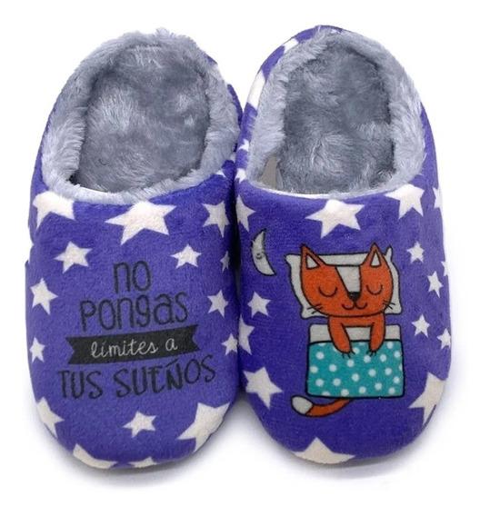 Pantuflas De Niñas Y Niños Con Corderito Sweet Dreams Lady