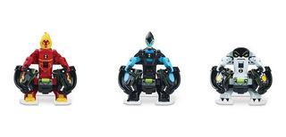 Omnitrix Lanza Figuras Transformables Ben 10 Orig. Caffaro