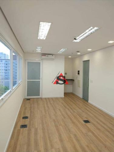 Conjunto, 31 M² - Venda Por R$ 390.000 Ou Aluguel Por R$ 1.800/mês - Jardins - São Paulo/são Paulo - Cj0633