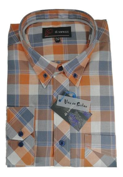 Camisas Talles Especial Di Varezzi Xxxl Xxxxl Extra Grandes