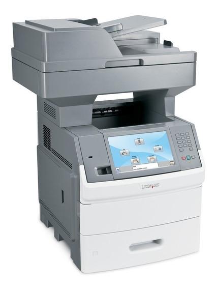 Impressora Lexmark X656 Com Suprimentos
