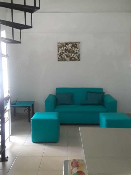 Apartamento De Rente Amueblado Con Playa Codigo Gam-0012