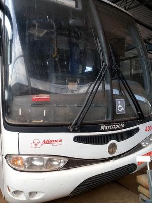 Ônibus, Rodoviario, Motor Dianteiro Mb1721, S/ Ar Cond 4030