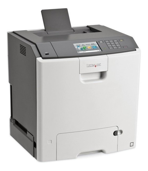 Impressora Laser Colorida Profissional Lexmark C748de