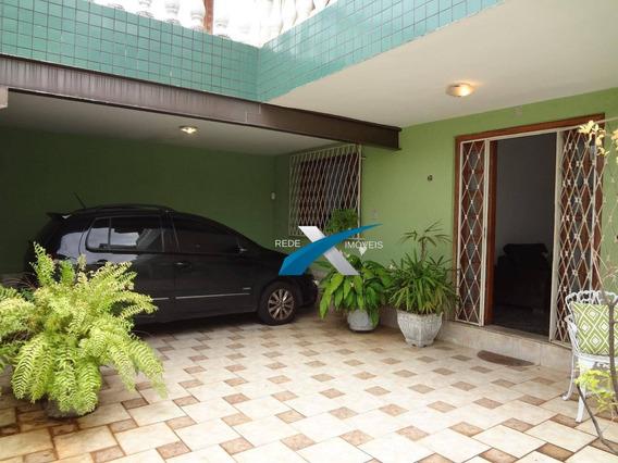 Casa 4 Quartos Sendo 3 Suítes 2 Vagas Bairro Santo André Belo Horizonte. Localização Privilegiada - Ca0761