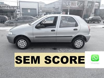 Fiat Palio Financiamento Sem Score E Baixa Entrada